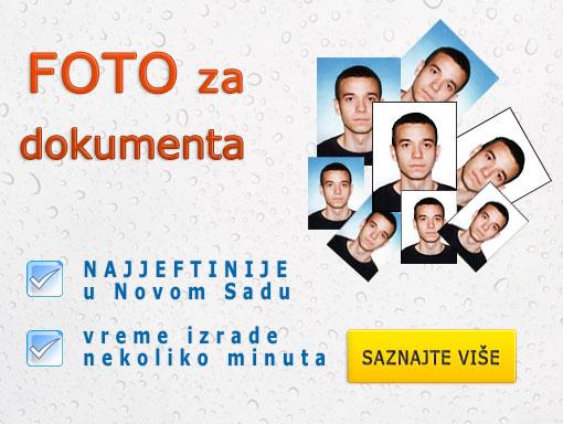 Foto za dokumenta Novi Sad